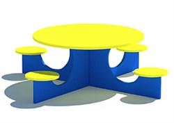 Детский игровой стол Солнышко - фото 6751