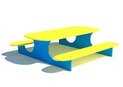 Детский игровой стол Солнышко тип-3 - фото 6753