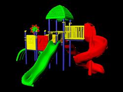 Игровой комплекс PS-1249 - фото 7466