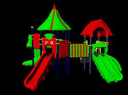 Игровой комплекс PS-1243 - фото 7502