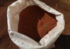 Кирпичная крошка фракция от 0,0 до 1,6 – мешок 40 кг