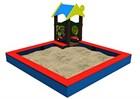 Песочница Теремок тип 1