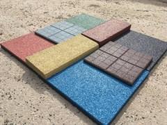 Коммерческое предложение резиновая плитка