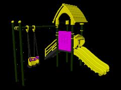 Игровой комплекс PS-1229